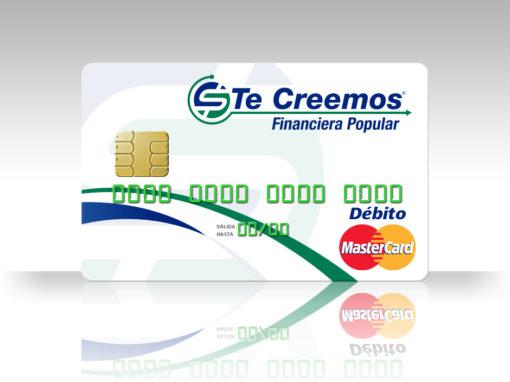 MasterCard Te Creemos
