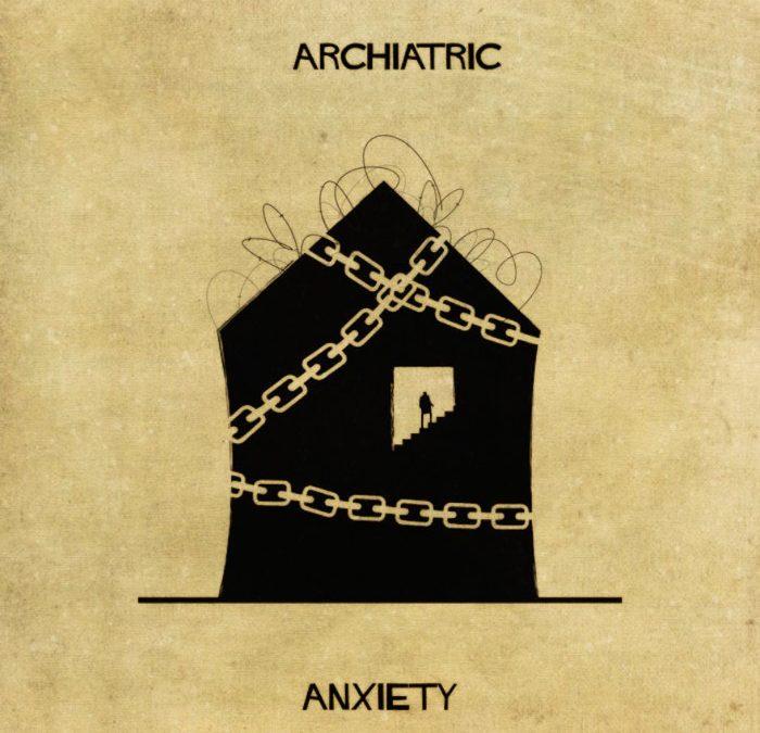 Arquitectura para explicar la enfermedades mentales