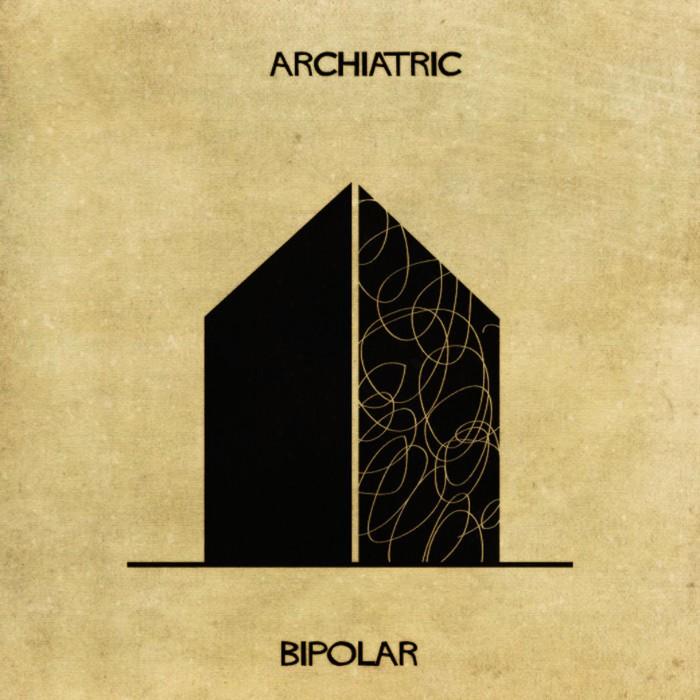 Bavina archiatric bipolar