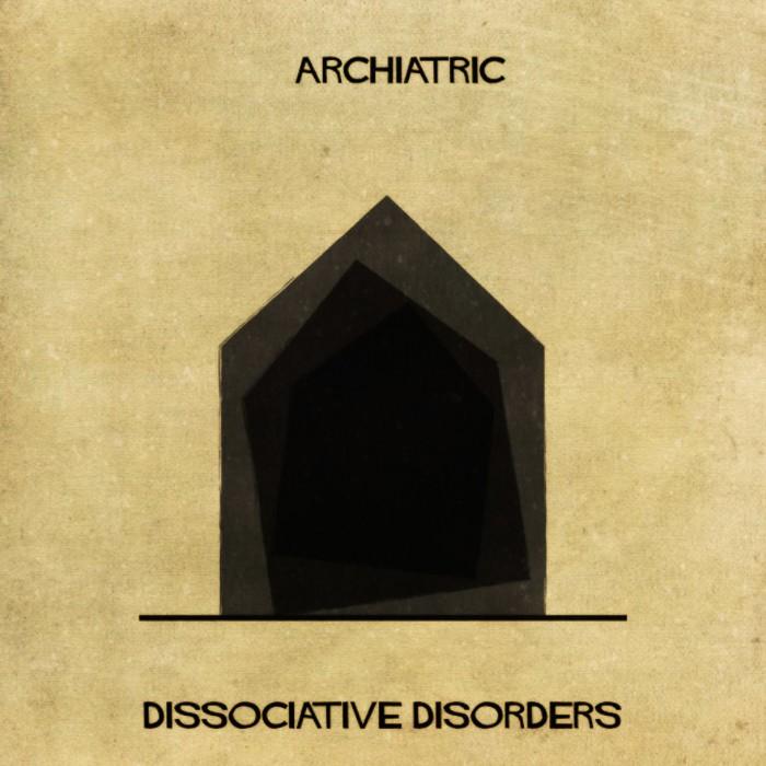 Bavina archiatric dissociative disorders