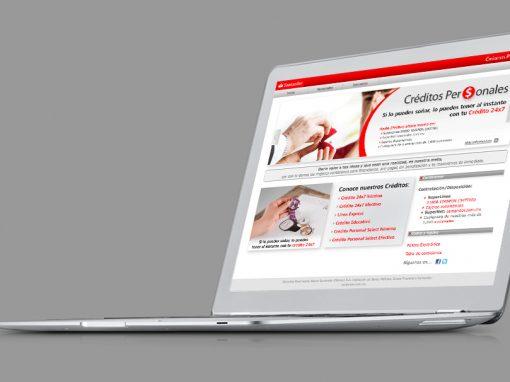 Santander Créditos Personales
